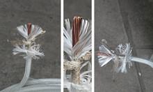 Dây điện Amiang chịu nhiệt, dây nhiệt, dây chịu lửa