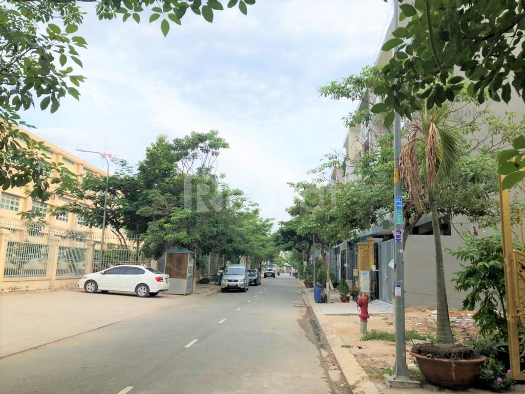 Ngân hàng tổ chức thanh lý 30 nền đất KĐT Tên Lửa mở rộng Bình Tân