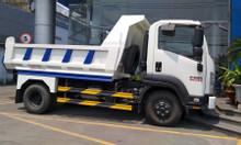 Xe Isuzu 6 tấn FRR thùng ben sản xuất 2020 - tặng 100% thuế trước bạ
