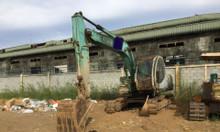 Công ty xây dựng cần thanh lý máy đào, máy ủi