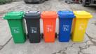 Nhà cung cấp thùng rác 120L nắp kín cao cấp, chuẩn giá  (ảnh 4)