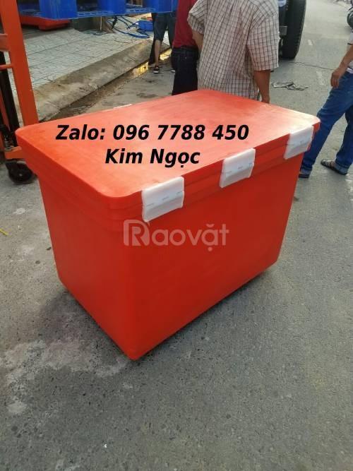 Bán thùng đá ướp lạnh 450 lít giá rẻ