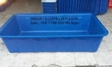 Bán thùng nhựa 1000 lít Lhe 0967788450 Ngọc