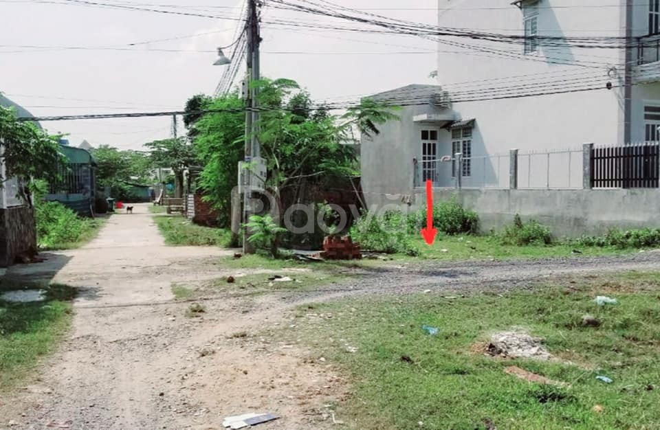 Cần nhượng lại lô góc 125m2 thổ cư đường ô tô xã Phú Đông giá đầu tư