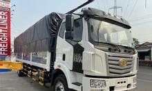 Xe tải faw 8 tấn nhập khẩu thùng dài 9m7
