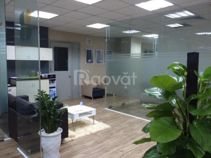 Cho thuê văn phòng, lớp học 35m2, 80m2 Chùa Láng ngay Nguyễn Chí Thanh
