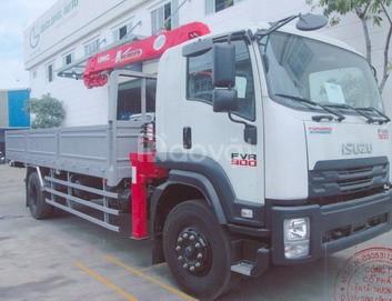Xe cẩu chuyên dụng Isuzu sản xuất năm 2020  tặng 100% trước bạ