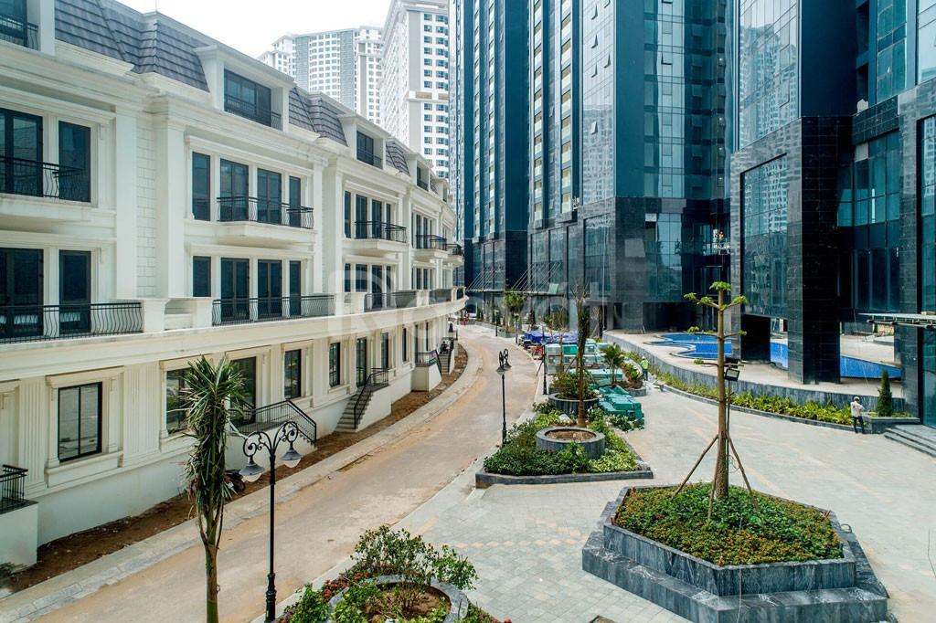 Chung cư Sunshine City nhận nhà ở ngay
