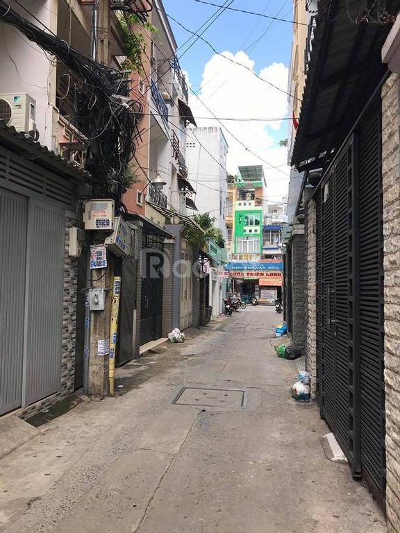 Bán nhà Phan Đình Phùng, quận Phú Nhuận, 59m2, sát mặt tiền, 5.3 tỷ