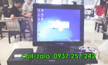 Trọn bộ máy pos tính tiền dùng cho quán cafe