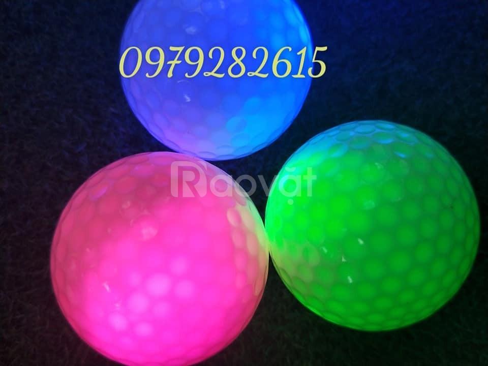 Bóng golf, bóng golf phát sáng