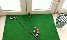 Mua thảm phát bóng golf tặng 5 quả bóng golf