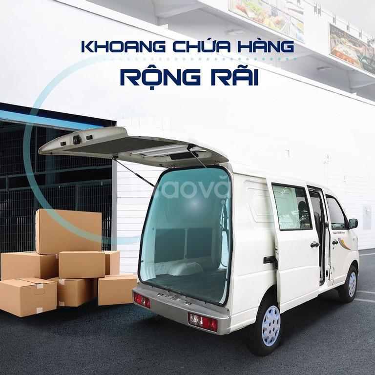 Thaco Towner Van 5s - Xe tải van 5 chỗ tại Hải Dương