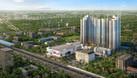 Suất ngoại giao tầng hộ 2pn dự án Mipec Xuân Thủy (ảnh 1)