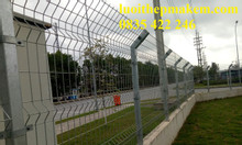 Chuyên hàng rào và gia thi công hàng rào lưới thép, hàng rào di động