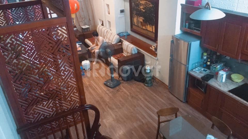 Phân lô ôtô phố Khương Thượng 5 tầng, giá 4.2 tỷ