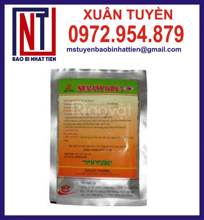 Chuyên sản xuất  túi đựng thuốc thú y thủy sản (ảnh 6)