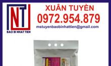 Chuyên sản xuất  túi đựng thuốc thú y thủy sản