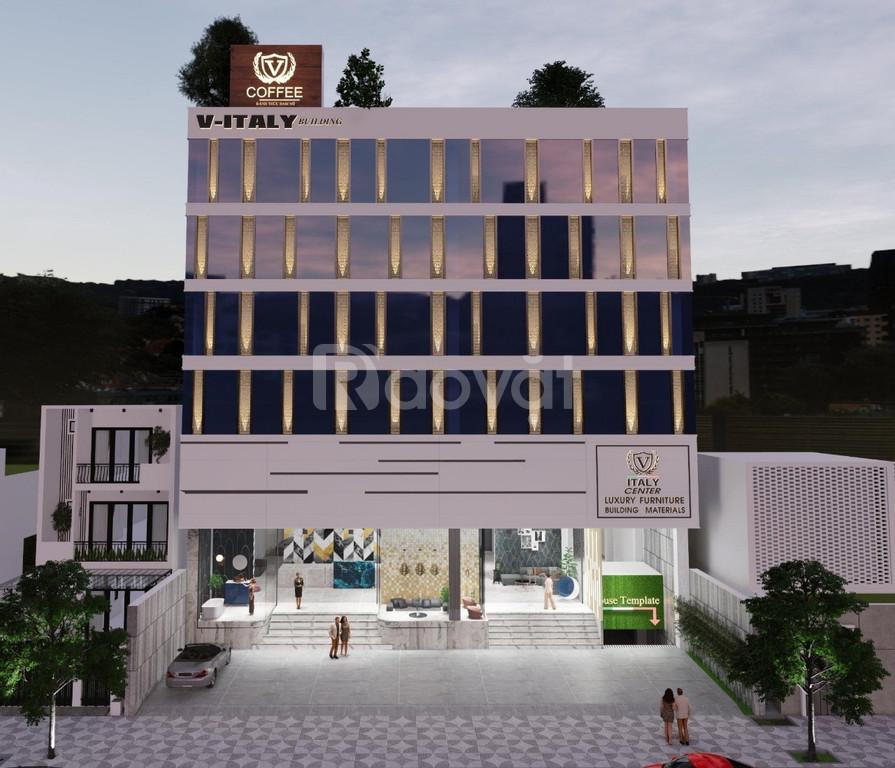 Cho thuê building mặt tiền Nguyễn Thị Thập, Tân Quy, Quận 7
