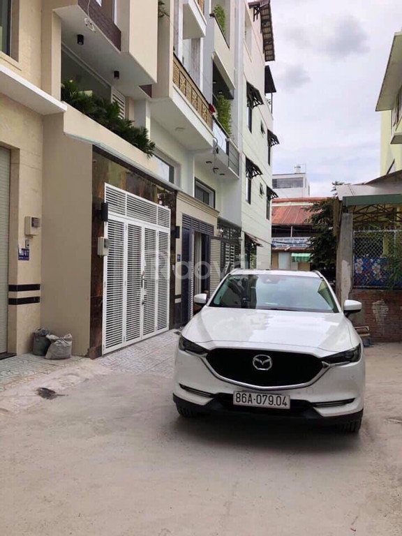 Bán nhà hẻm xe hơi đường Quang Trung, Gò vấp