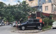 Bán mảnh đất 120m phố Cầu Giấy xây khách sạn, kinh doanh
