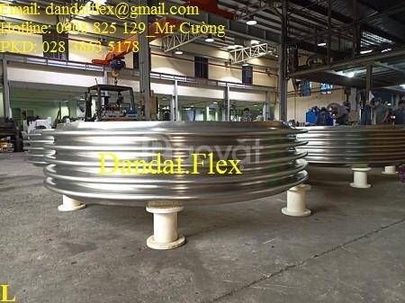 Ống giản nở nhiệt dn1751 x 440mm - khớp co giãn - khớp giãn nở