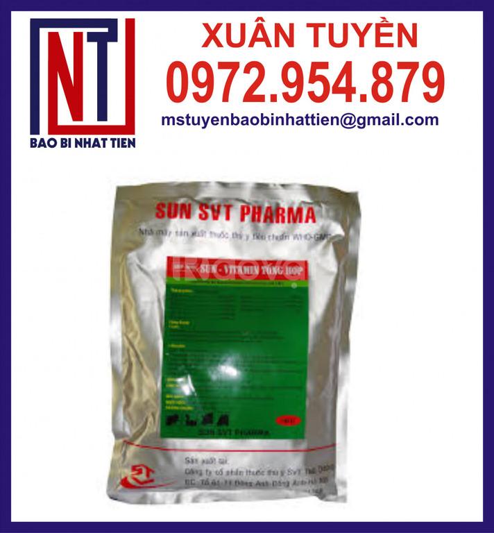 Chuyên sản xuất  túi đựng thuốc thú y thủy sản (ảnh 4)