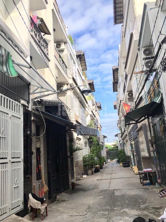 Nhà HXH Lê Văn Quới, 4x10m, 1trệt 1lửng 1lầu S.Thượng, SHR (BDS145)