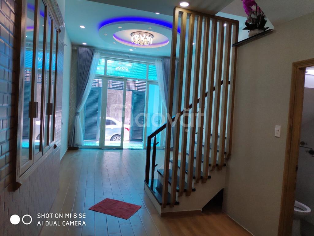 Bán nhà đường Bùi Hữu Nghĩa P2 Bình Thạnh, DT 55m2 giá chỉ 5,65 tỷ