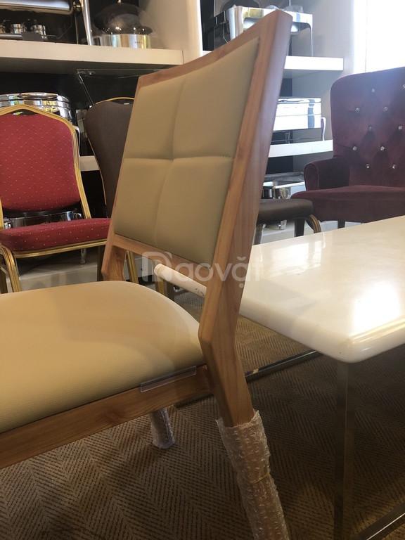 Bàn ghế nhà hàng khách sạn tuỳ biến