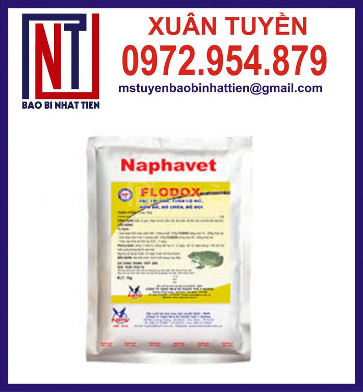 Chuyên sản xuất  túi đựng thuốc thú y thủy sản (ảnh 8)
