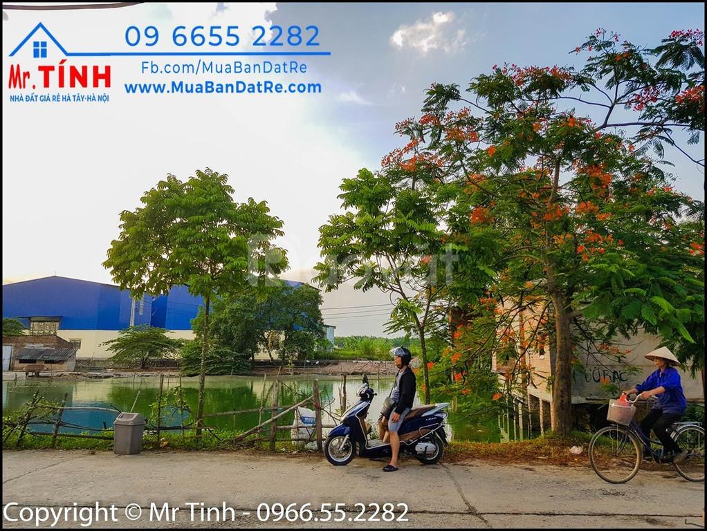 Đất thổ cư giá rẻ Đồng Bụt, Quốc Oai, gần Bệnh viện nhi trung ương