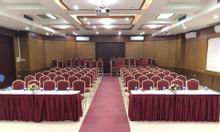 Cho thuê hội trường tổ chức sự kiện, đào tạo, hội nghị giá rẻ HN - SG