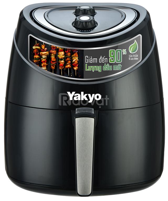 Nồi chiên không dầu Yakyo TP-550 - Chính hãng
