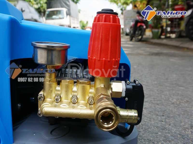 Bán máy rửa xe cao áp phù hợp tiệm rửa xe máy khu vực Tây Ninh