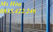 Hàng rào lưới thép đôi, hàng rào lưới thép hàn