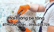 Dịch vụ mài tường bê tông Đà Nẵng - BTMSONGANH