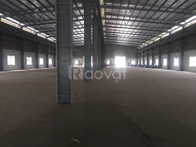 Cho thuê kho xưởng Cầu Diễn DT 4500m2 tại Nam Từ Liêm, Hà Nội.