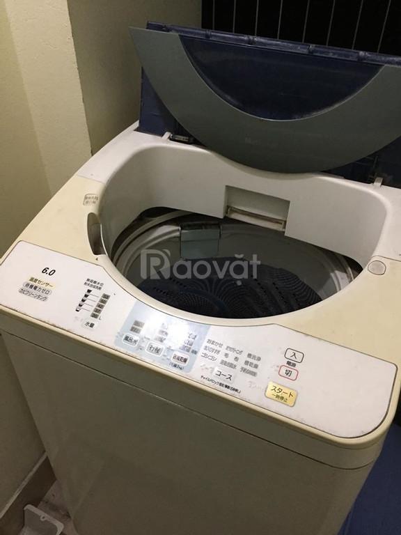 Thanh lý máy giặt National lồng đứng 7kg hàng nội địa Nhật
