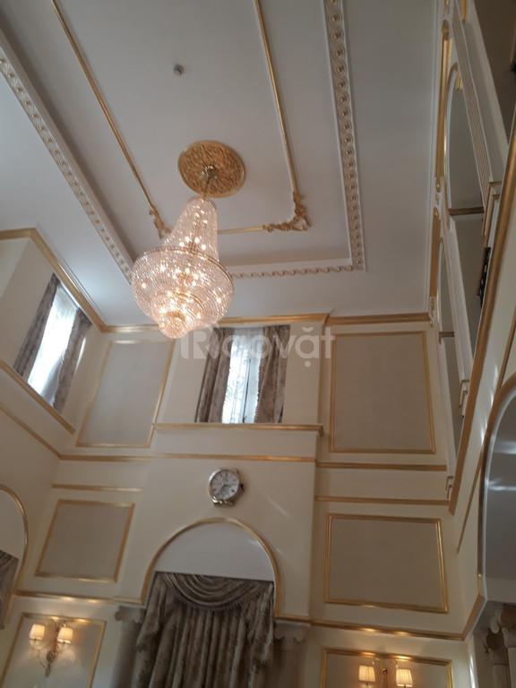 Thiết kế thi công nội ngoại thất cổ điển