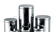 Chuyên kinh doanh thùng rác inox đạp chân 5L,7L,8L,12L,20L,30L cao cấp