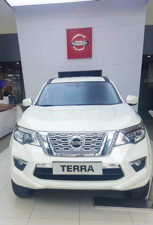 Nissan Terra S giảm mạnh 100tr trả trước 265tr nhận xe ngay
