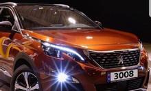 Peugeot 3008 sự khác biệt đến từ thiết kế