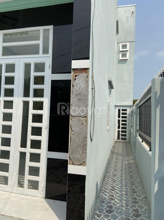 Bán căn nhà xã Tân Phú Trung, Củ Chi