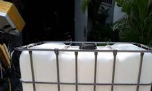 Tank nhựa IBC bồn nhựa vuông mới 100%