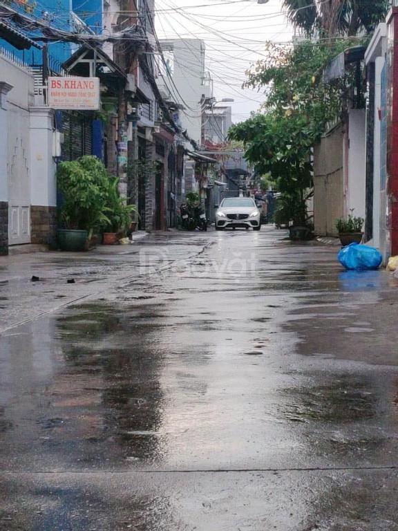 Bán nhà 58m2 đường Phan Chu Trinh Phường 14 Bình Thạnh, Giá 5.63 tỷ