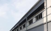 Thông gió kết hợp làm mát nhà xưởng - giải pháp làm mát hiệu quả