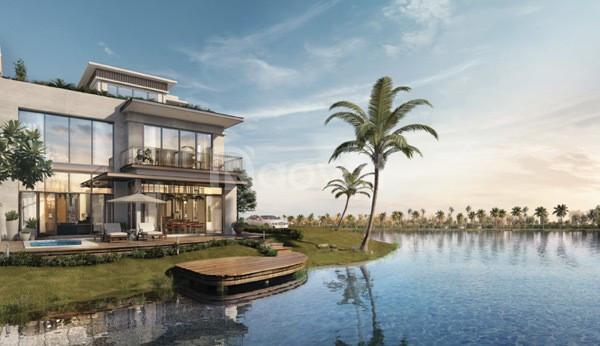 Cần chuyển nhượng căn 270m2 ( 9x30) đảo Sapphira Biệt thự đảo Ecopark