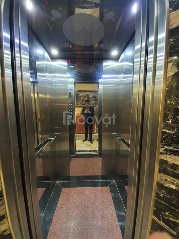 Mặt phố Bạch Đằng, 100m 7T thang máy CCMN HS 50tr/tháng