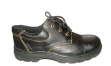 Giày bảo hộ lao động có bu sắt, lót thép chất lượng
